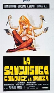 The Bloodsucker Leads the Dance - Poster / Capa / Cartaz - Oficial 3