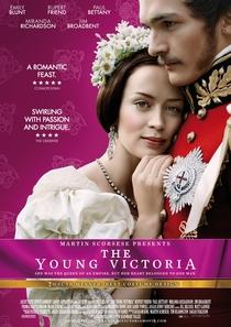 A Jovem Rainha Vitória - Poster / Capa / Cartaz - Oficial 2