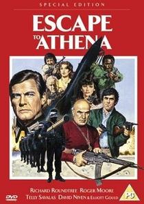Fuga Para Athenas - Poster / Capa / Cartaz - Oficial 6