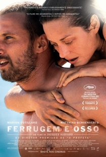 Ferrugem e Osso - Poster / Capa / Cartaz - Oficial 5