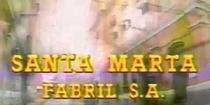 Santa Marta Fabril  - Poster / Capa / Cartaz - Oficial 1