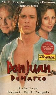 Don Juan DeMarco - Poster / Capa / Cartaz - Oficial 3