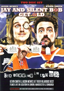 Jay and Silent Bob Get Old: Tea Bagging in the UK - Poster / Capa / Cartaz - Oficial 1