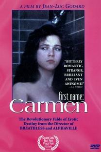 Carmen de Godard - Poster / Capa / Cartaz - Oficial 6