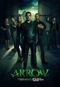 Arrow (2ª Temporada) - Poster / Capa / Cartaz - Oficial 4