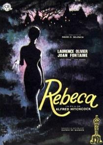 Rebecca, a Mulher Inesquecível - Poster / Capa / Cartaz - Oficial 4