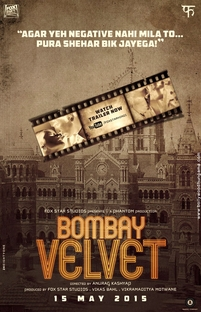 Bombay Velvet - Poster / Capa / Cartaz - Oficial 4