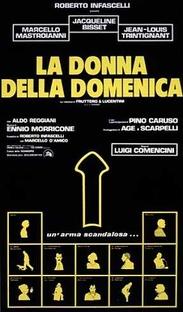 A Mulher de Domingo - Poster / Capa / Cartaz - Oficial 1