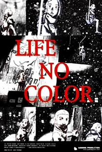 Life no Color - Poster / Capa / Cartaz - Oficial 1