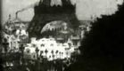 Eiffel Tower from Trocadero Palace (1900)