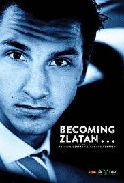 Becoming Zlatan - Poster / Capa / Cartaz - Oficial 1