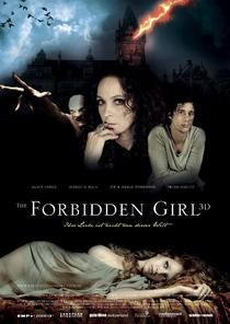 The Forbidden Girl - Poster / Capa / Cartaz - Oficial 1