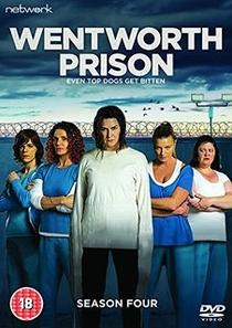 Wentworth (4ª temporada) - Poster / Capa / Cartaz - Oficial 1