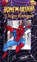 Homem-Aranha: A Roupa Alienigena  - Poster / Capa / Cartaz - Oficial 1