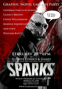 Sparks - Poster / Capa / Cartaz - Oficial 4