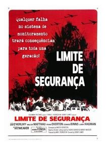 Limite de Segurança - Poster / Capa / Cartaz - Oficial 4