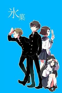 Hyouka - Poster / Capa / Cartaz - Oficial 18