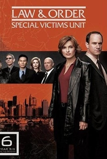 Lei & Ordem: Unidade de Vítimas Especiais (6ª Temporada) - Poster / Capa / Cartaz - Oficial 1