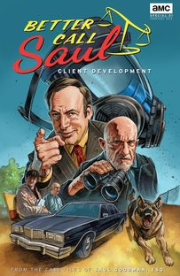 Better Call Saul (1ª Temporada) - Poster / Capa / Cartaz - Oficial 3