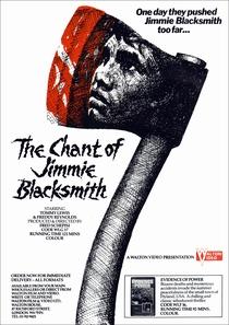 O Canto de Jimmie Blacksmith - Poster / Capa / Cartaz - Oficial 4