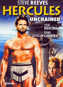 Hércules Unchained - Poster / Capa / Cartaz - Oficial 3