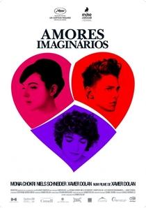 Amores Imaginários - Poster / Capa / Cartaz - Oficial 1
