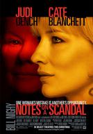 Notas Sobre um Escândalo