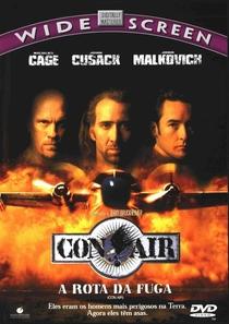 Con Air - A Rota da Fuga - Poster / Capa / Cartaz - Oficial 3