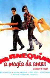 Manequim - A Magia do Amor - Poster / Capa / Cartaz - Oficial 3
