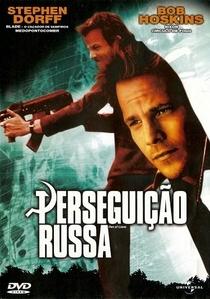 Perseguição Russa - Poster / Capa / Cartaz - Oficial 3