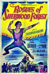O Cavaleiro de Sherwood - Poster / Capa / Cartaz - Oficial 1