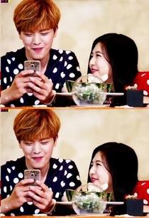 We got Married Season 4: BtoB Sungjae and Red Velvet Joy - Poster / Capa / Cartaz - Oficial 1