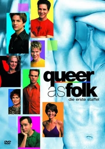 Queer As Folk - Saying Goodbye - Poster / Capa / Cartaz - Oficial 1