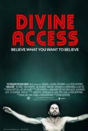 Divine Access - Poster / Capa / Cartaz - Oficial 1