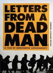 Cartas de um Homem Morto - Poster / Capa / Cartaz - Oficial 2