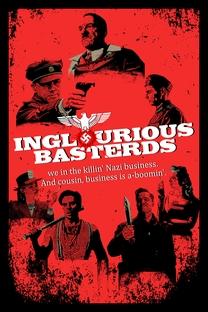 Bastardos Inglórios - Poster / Capa / Cartaz - Oficial 31
