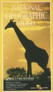 National Geographic Vídeo - África: A Vida Selvagem - Poster / Capa / Cartaz - Oficial 1