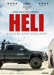 Heli - Poster / Capa / Cartaz - Oficial 2