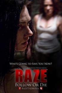 Raze - Lutar ou Correr - Poster / Capa / Cartaz - Oficial 6