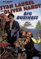 Grandes Negócios (Laurel & Hardy - Big Business)
