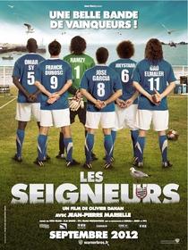 Les seigneurs - Poster / Capa / Cartaz - Oficial 1