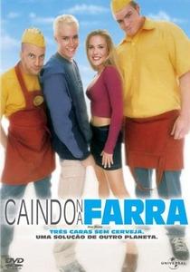 Caindo na Farra - Poster / Capa / Cartaz - Oficial 3