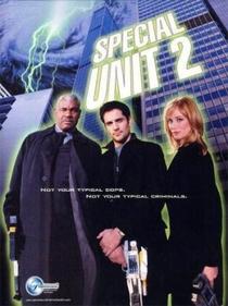 Special Unit 2 (1ª Temporada) - Poster / Capa / Cartaz - Oficial 1