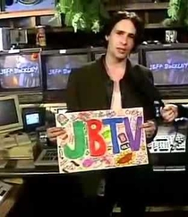 Jeff Buckley: Acoustic On JBTV - Poster / Capa / Cartaz - Oficial 2