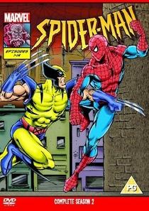 Homem-Aranha: A Série Animada (2ª Temporada) - Poster / Capa / Cartaz - Oficial 1