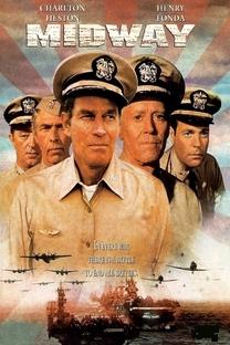 A Batalha de Midway - Poster / Capa / Cartaz - Oficial 5