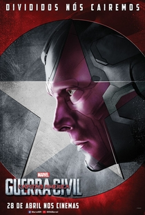 Capitão América: Guerra Civil - Poster / Capa / Cartaz - Oficial 40