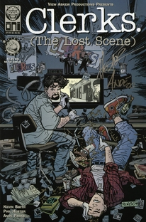 Clerks: The Lost Scene - Poster / Capa / Cartaz - Oficial 1
