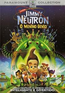 Jimmy Neutron, o Menino-Gênio - Poster / Capa / Cartaz - Oficial 3