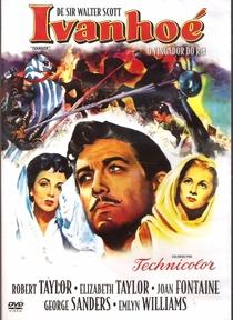 Ivanhoé, o Vingador do Rei - Poster / Capa / Cartaz - Oficial 5